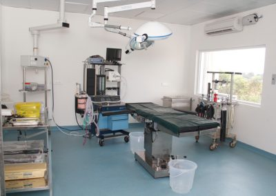 CIMS Hospital - Procedure Rooms