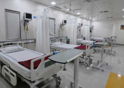CIMS Hospital - Patient Rooms