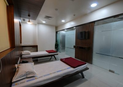 CIMS Hospital Suite Rooms - Guest Rooms