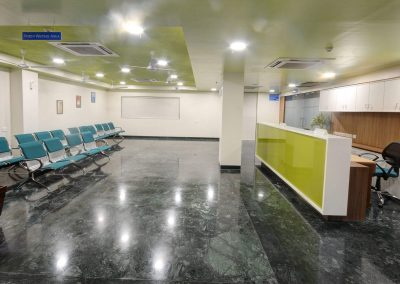 CIMS Hospital Patient Waiting Room