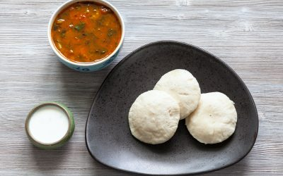 A Twist to the Idli