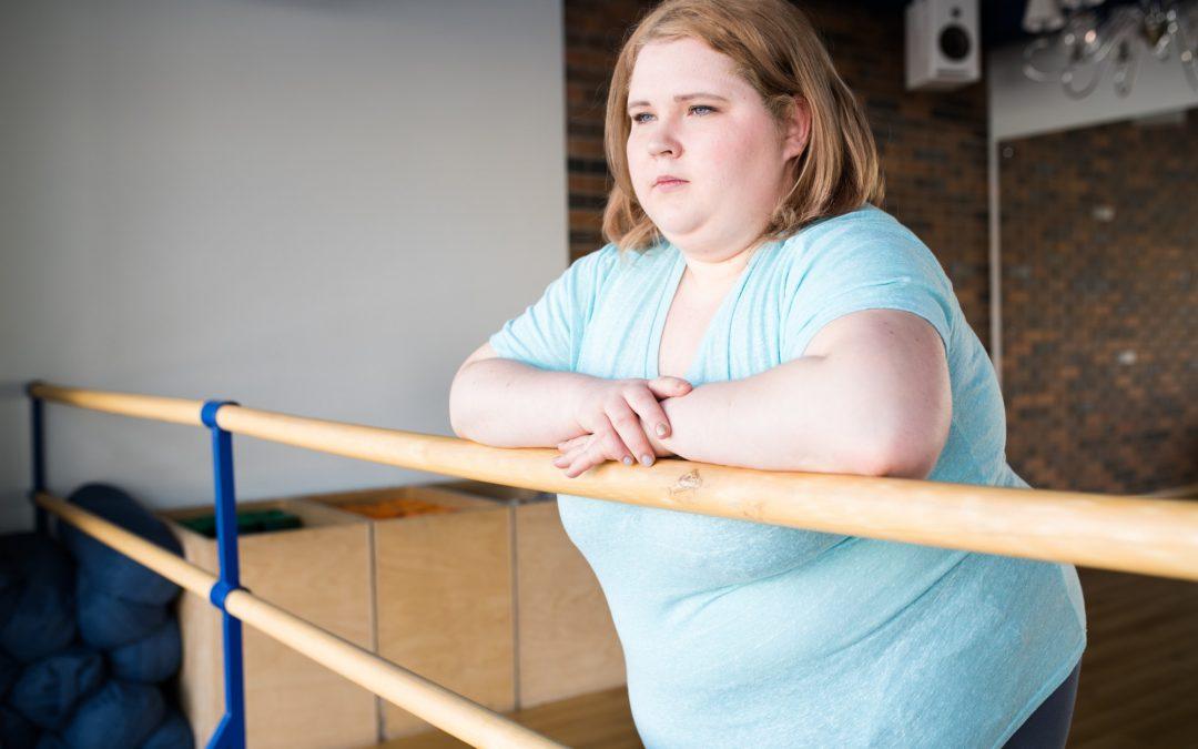 Obese Ballerina