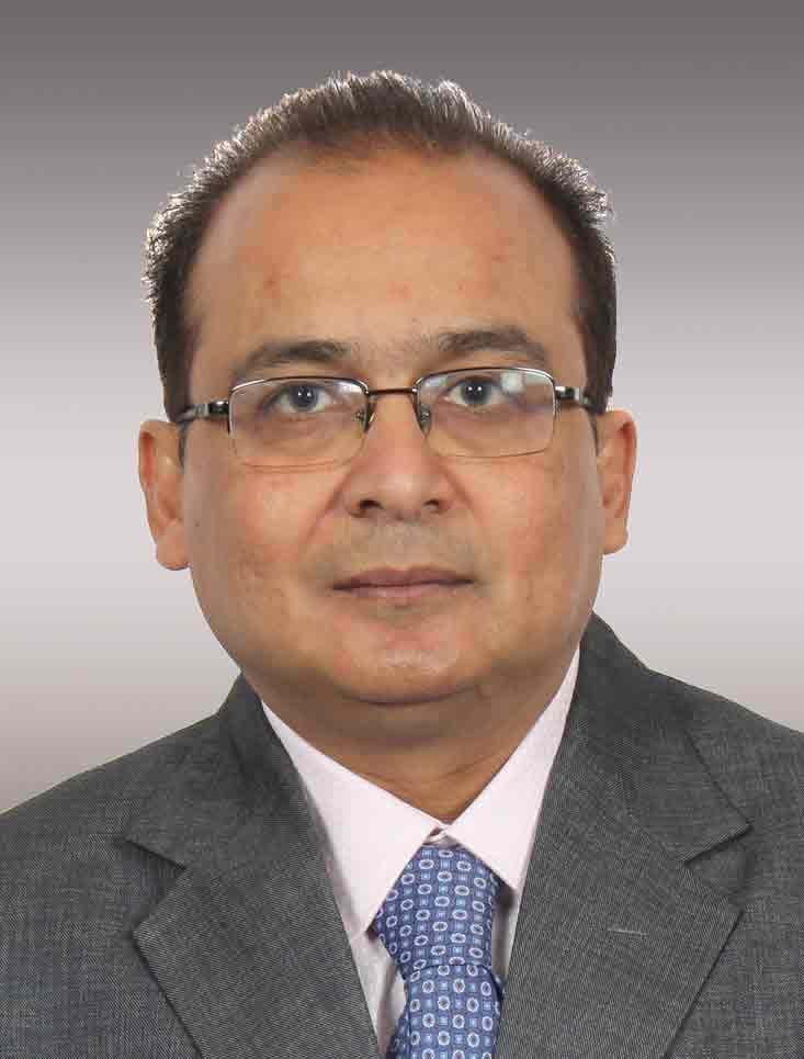 Dr. Dipak Desai