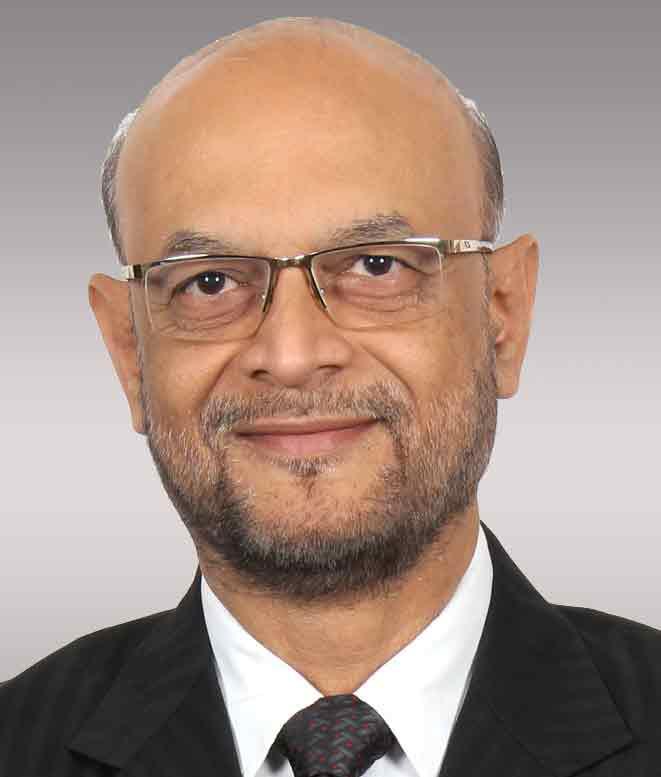 Dr. Jayesh V. Patel