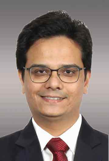Dr. Malhar Patel